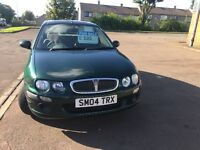 AUTOMATIC ROVER 25 1.6 PETROL / MOT TILL MAY 2018 (no advisory) / FULL SERVICE HISTORY -P/X TO CLEAR