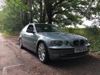 BMW 320d M sport Compact e46