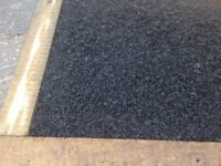 Soft play rubber mulch