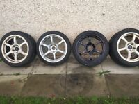 OFFERS Rota alloys 17in 5x114.3 Honda Subaru Toyota fitment OFFERS