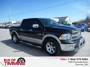2009 Dodge Ram 1500 Laramie Leather Heated Seats