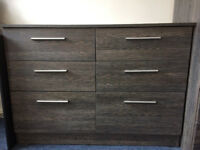 Contrast Panga Chest of Drawer - 6 Drawer Midi - Looks like new