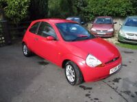 STUNNING UNMARKED 2008 FORD KA ZETEC CLIMATE, LOW MILEAGE, LOW INSURANCE, ANY PART-EXCHANGE WELCOME