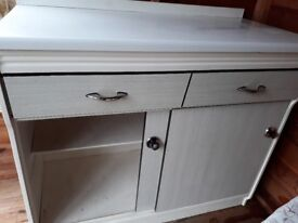 Retro Pantry Cupboard/Sideboard