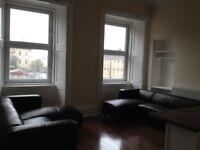 3-Bed HMO Flat on Dalhousie St. in Glasgow, Mins. from Art School, Royal Con., Strath. & Caley Uni