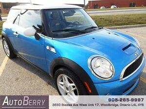 2007 MINI Cooper S 6 Speed *** Certified and E-Tested *** $8,488