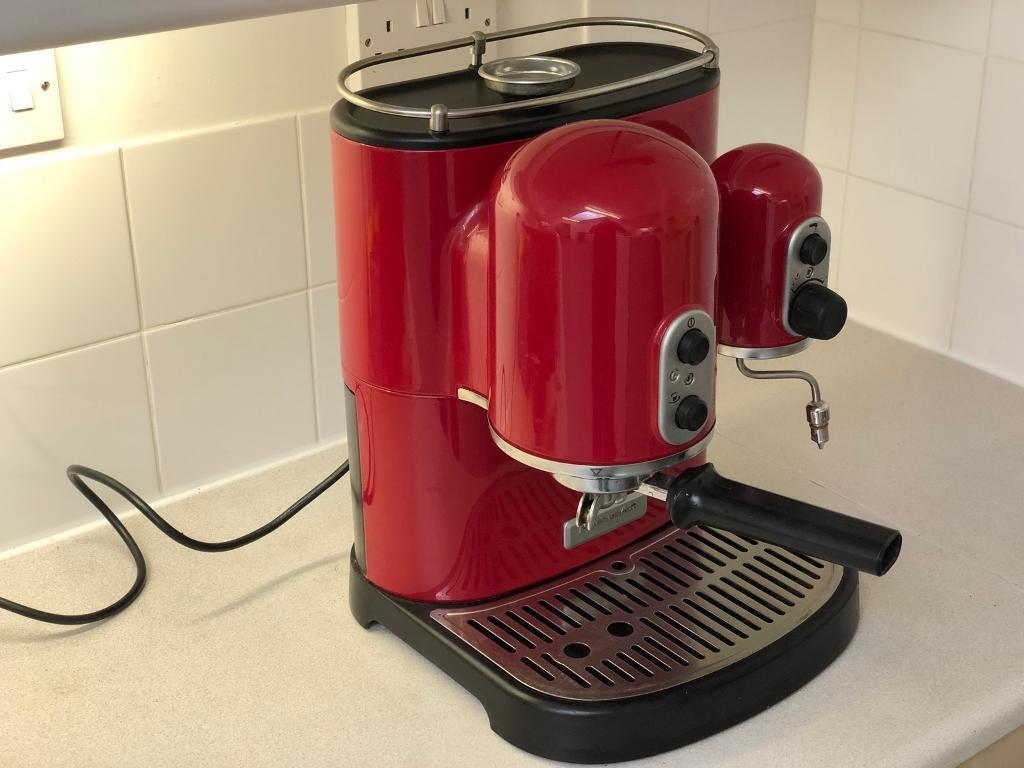 Kitchenaid espresso machine