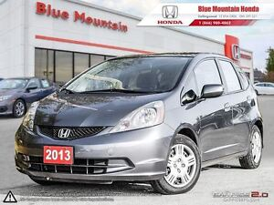 2013 Honda Fit LX (M5)  only 36, 700kms