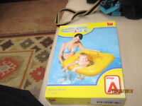 Child's swim safe seat (inflatable) by Bestway. Age 1-2 years