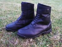 Forma Portofino motorbike boots - Outdry waterproof & breathable lining
