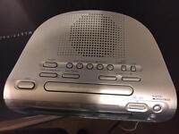 Sony bed side radio clock
