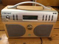 Intempo Digital DAB stereo Radio