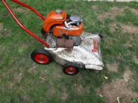 Ransomes lawnmower ( JAP engine )
