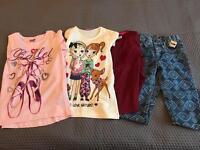 New bundle of girls cloths 5-6y.