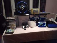 Large bundle PS2 + Games