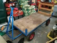 Trolley/Cart/Barrow/Bogey
