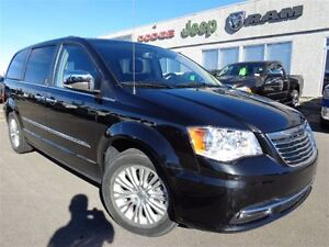 2013 Chrysler Town & Country Limited-Remote Start--High River Al