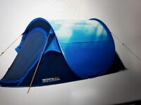 Regatta Hydrafort Pop Up Tent - 2 man