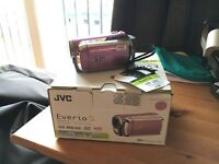 JVC camcorder for sale - never used