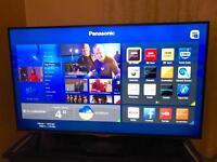 Panasonic UHD 4K TV - CX400 - 48 inches 3D