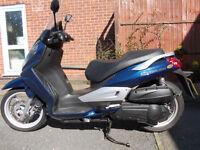 SYM Citycom 300 scooter