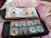 DVD & CD collection