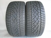 "18"" Dunlop winter sport tyres (Bmw Mercedes )"