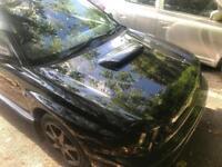Subaru Impreza wrx with sti mods remapped 282.5bhp