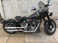 Harley Davidson fat boy 1450 twin cam 2001