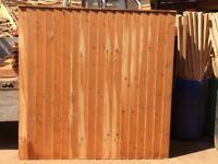 Vertilap/Closed Board Fencing Panels