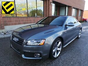 2012 Audi A5 2.0T SLINE, Navi ,Manual, Warranty