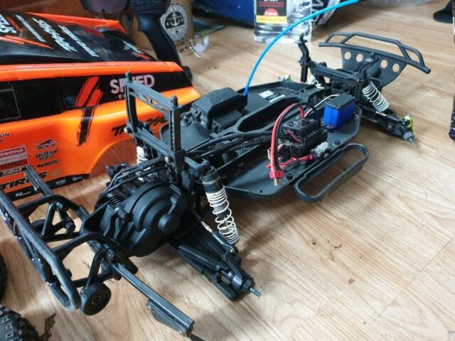 Traxxas slash 2wd brushless upgraded | in Newbiggin-by-the-Sea,  Northumberland | Gumtree