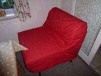 Ikea chair bed (cost £150 new)