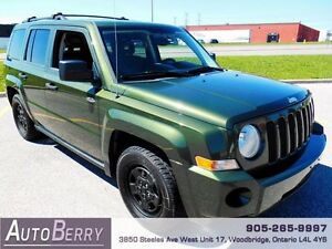 2009 Jeep Patriot Sport 4WD *** Certified and E-Tested ***
