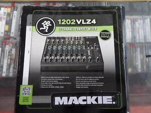 Brand New Mackie 1202VLZ4 12-Channel Mixer