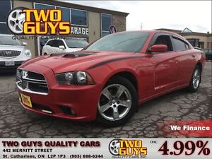 2011 Dodge Charger LOW KMS! ALPINE STEREO SPOILER