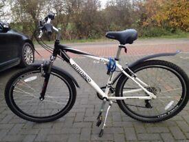 """Men's mountain bike Ammaco Ethos 26""""wheels, 21""""alloys frame"""
