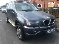 2003 BMW 3.0D SPORT - LONG MOT