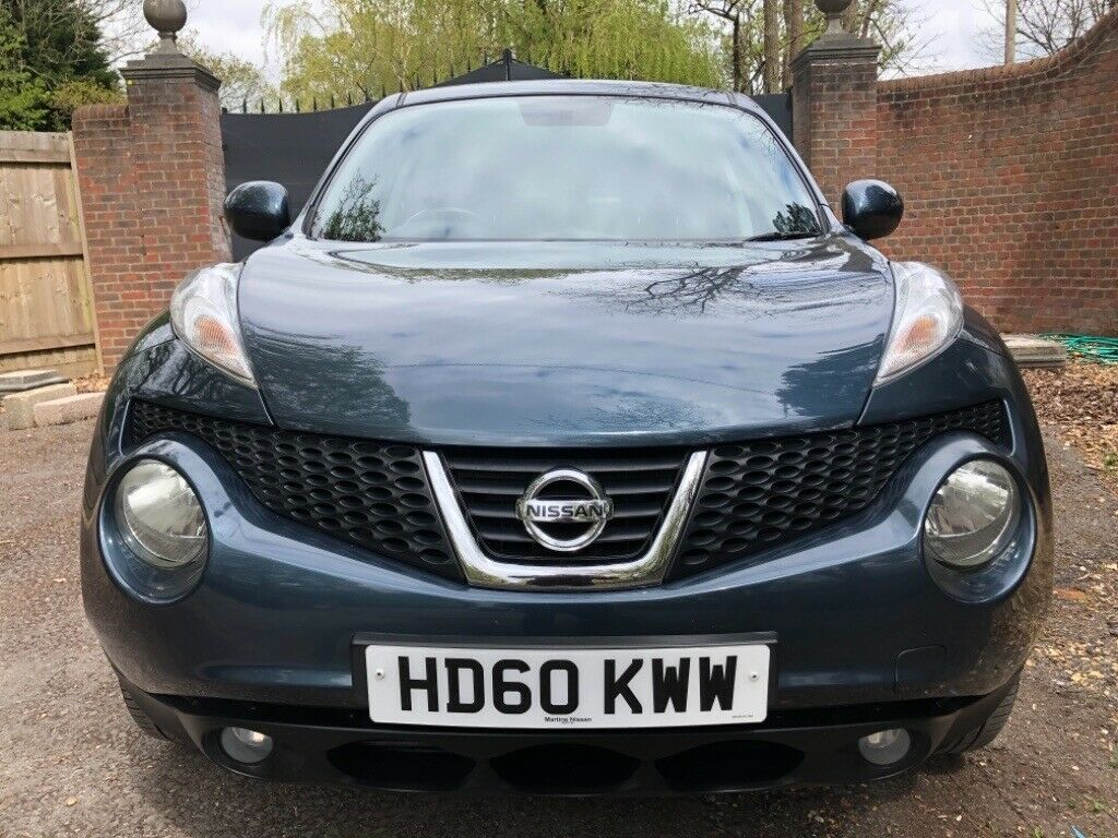 2011 Nissan Juke 1.5 dCi 8v Acenta Premium 5dr Blue Low Mileage
