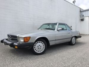 1981 Mercedes-Benz 380SL -