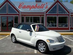 2005 Chrysler PT Cruiser TOURING!! CONVERTIBLE!! AUTO!! AIR!! CR
