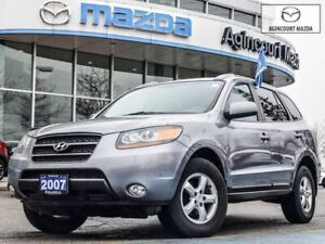 2007 Hyundai Santa Fe   As Is   Accident Free   One Owner   Roof