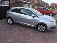 2011 Seat Ibiza SE 1.2tsi (105 bhp)