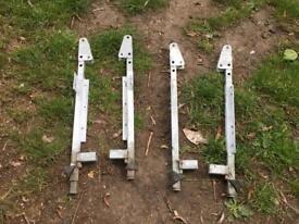 Sunncamp trailer tent corner posts & legs