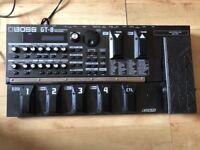 BOSS GT-8 GUITAR EFFECT PROCESSOR