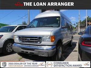 2007 Ford Econoline E-250 Extended - WHEELCHAIR READY