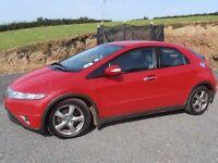 2007 Honda Civic SE I-CTDI 2.2 Diesel LOW MILEAGE