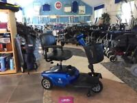 Drive Medical Kite 3 Wheel 'Car Boot Type' Electric Mobility Scooter
