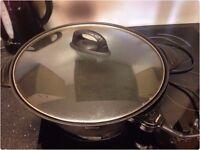 Kenwood electronic pan
