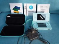 Nintendo DS Lite Console plus 11 Games / Learning